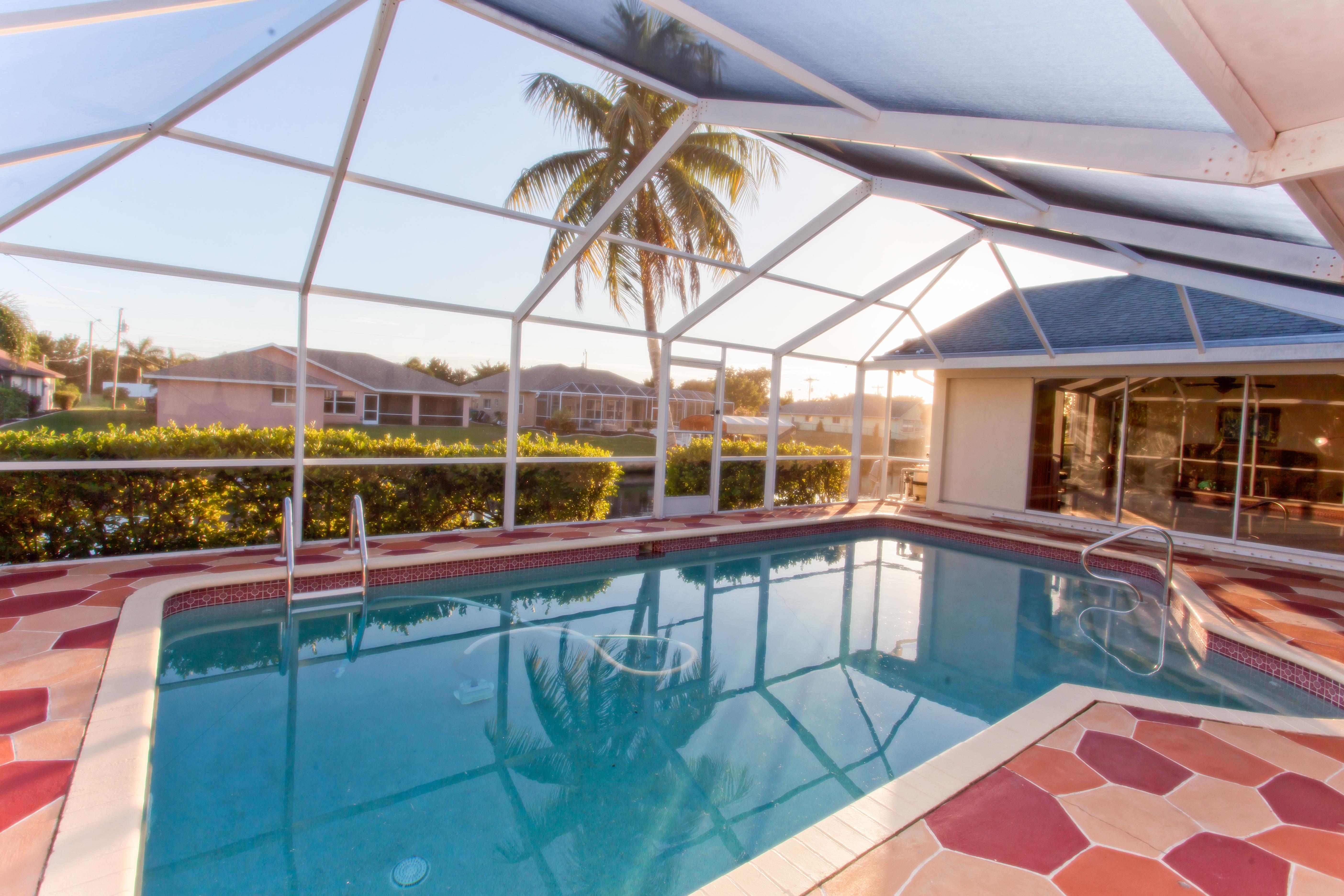 Pool Home - Gulf Access