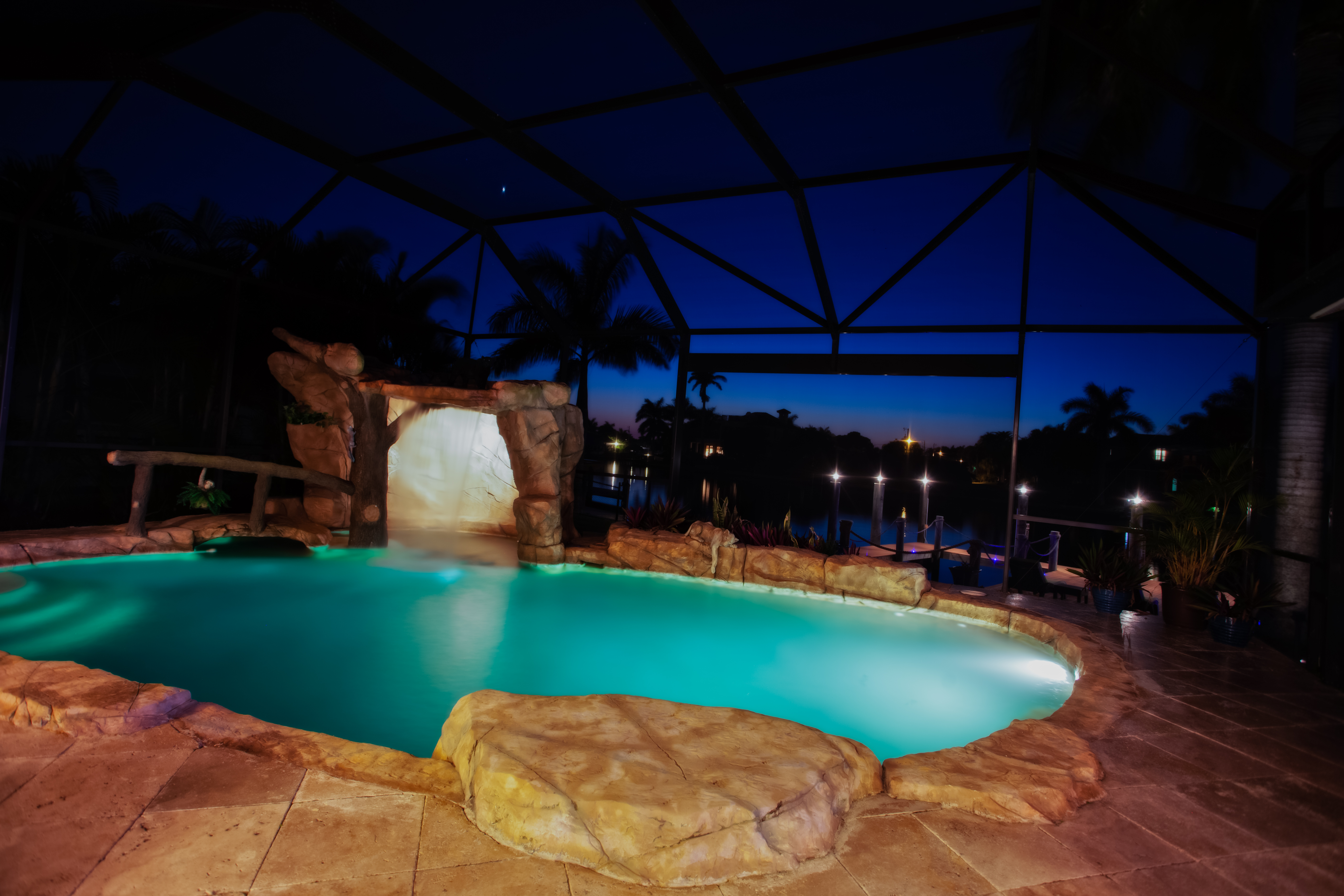 Direct Access Pool Home